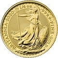 2020 Quarter Ounce Britannia Gold Coin