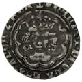 1495-8 Henry VII Hammered Silver Halfgroat mm Tun