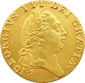1788 George III Gold Spade Guinea