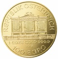 2015 1oz Austrian Gold Philharmonic Coin