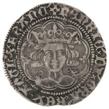 Henry VI Fourpence - Very Fine {16A}