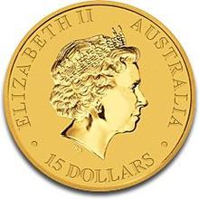 Tenth Ounce Gold Australian Nugget Best Value