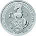 2oz Silver Coin, Unicorn of Scotland - Queen's Beast 2018