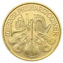 2019 Tenth Ounce Austrian Gold Philharmonic Coin