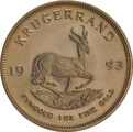 1993 1oz Gold Krugerrand