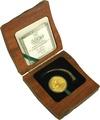 2000 1 Oz Natura Gold Coin Sable Boxed