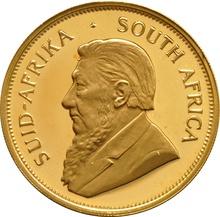 1989 1oz Gold Proof Krugerrand