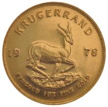 1978 1oz Gold Krugerrand