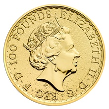 2017 Gold Britannia One Ounce Gift Boxed