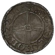 1050-1053 Edward the Confessor Expanding cross type Stamford Harcin