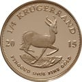 2015 Proof Quarter Ounce Gold Krugerrand