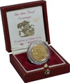 Gold Proof 1986 Sovereign Boxed