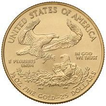 2006 Half Ounce Eagle Gold Coin
