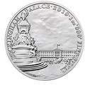 2019 Silver 1oz Buckingham Palace - Landmarks of Britain