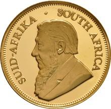 2002 1oz Gold Proof Krugerrand