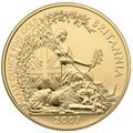 2007 Half Ounce Britannia Gold Coin