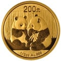 Half Ounce Gold Chinese Panda Best Value