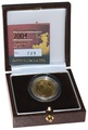 2004 Britannia Quarter Ounce Gold Proof Coin Boxed