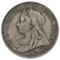 1899 Victoria Silver Shilling