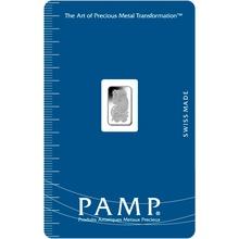 PAMP 2.5 Gram Palladium Bar