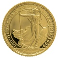 1999 Tenth Ounce Proof Britannia Gold Coin