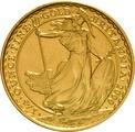 2000 Quarter Ounce Britannia Gold Coins