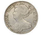 1712 Anne Half Crown