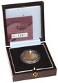 2003 Britannia Quarter Ounce Gold Proof Coin Boxed