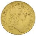 1701 Gold Guinea William III