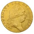 1791 George III Guinea