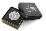 2019 Sphinx of Hatshepsut 5-Ounce Silver Coin Boxed