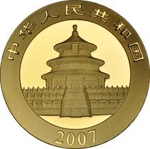 2007 1oz Gold Chinese Panda Coin