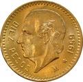 Mexican Diez 10 Pesos