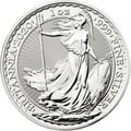 2020 Britannia One Ounce Silver Coin