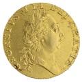 1787 Guinea Gold Coin