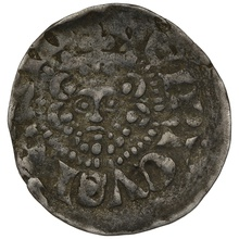 1247-79 Henry III Hammered silver Penny Gilbert Canterbury