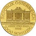 1989 1oz Austrian Gold Philharmonic Coin