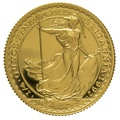 1992 Quarter Ounce Proof Britannia Gold Coin