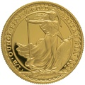 2002 Half Ounce Proof Britannia Gold Coin
