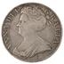 1707 Anne Crown - Nice Fine