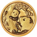 2021 1g Gold Chinese Panda Coin