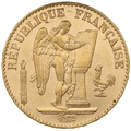 1890 20 French Francs - Guardian Angel - A