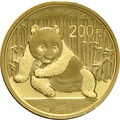 2015 1/2 oz Gold Chinese Panda Coin
