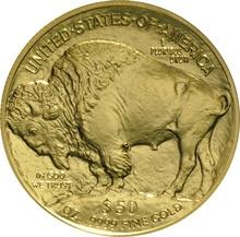 2017 1oz American Buffalo Gold Coin