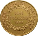 100 French Francs
