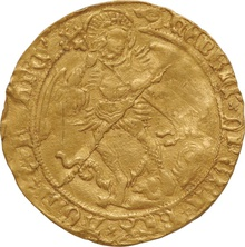 Henry VII Angel - Fine
