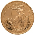 1988 Half Ounce Proof Britannia Gold Coin