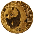 Tenth Ounce Gold Chinese Panda Best Value