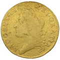 1685 James II Gold Guinea