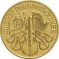 Half Ounce Gold Austrian Philharmonic